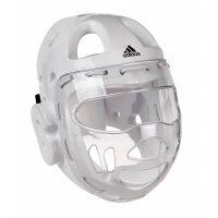 Adidas-Kopfschutz-mit-Maske,-Gr. XS – L