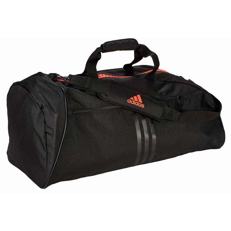 658d85d8fb0d9 adidas-sporttasche-ADIACC055MA-black solar-red-M-L-3