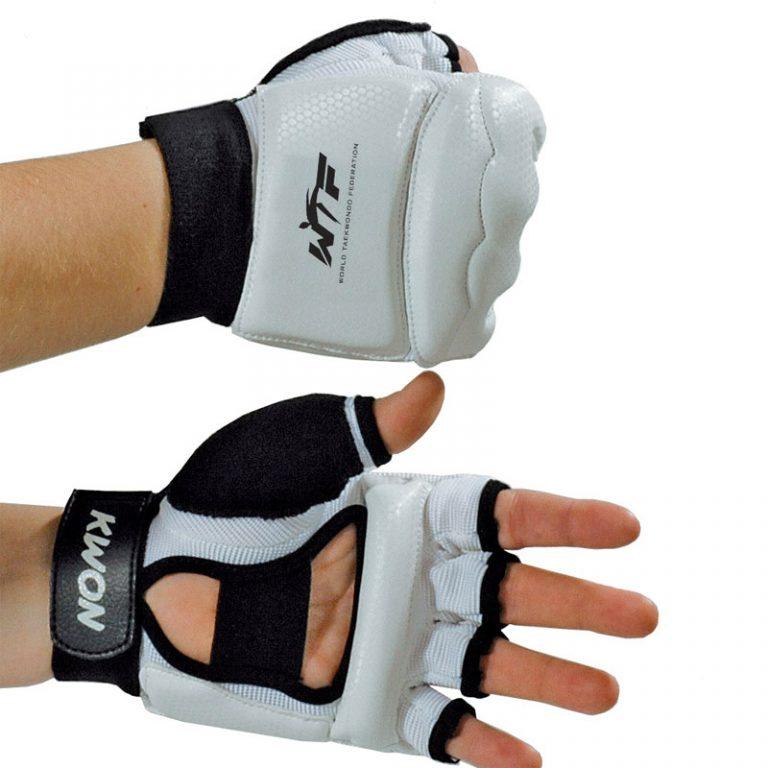 Kwon TKD Handschutz WT, Größen: XXS - XL Angebotspreis: 15,50 EUR (regulär: 25,50 EUR)