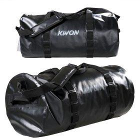 Kwon Sporttasche wasserabweisend, <br>Größe: 69 x 29 x 29 cm <br>Angebotspreis: 21,90 EUR <br>(regulär: 29,90 EUR)