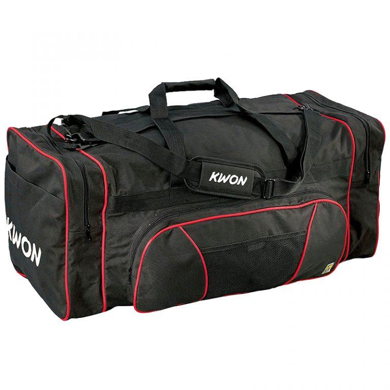 Kwon Club Line Sporttasche X-Large, Größe: 79x35x35 cm | Angebotspreis: 17,70 EUR (regulär: 22,90 EUR)