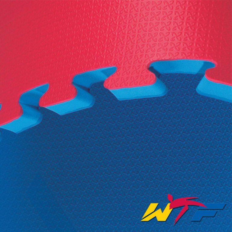 Kwon Club Line Steckmatte Reversible WT rec., Maße: 1x1mx2,4 cm | Angebotspreis: 22,- EUR (regulär: 30,90 EUR)