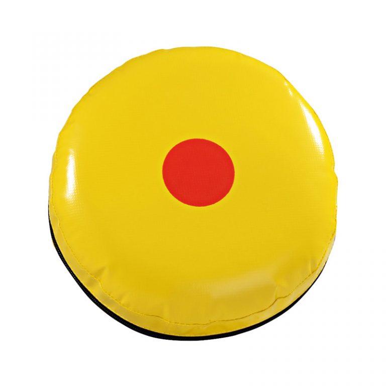 Kwon Clubline Junior Target, Gr. ca. 25 cm, 8 cm dick.Angebotspreis: 11,20 EUR (regulär: 15,90 EUR)