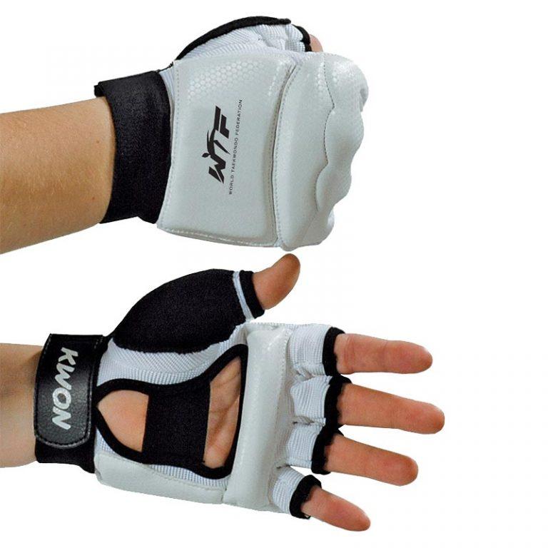 Kwon TKD Handschutz WT, Gr. XXS - XL, Angebots-Preis: 15,65 EUR (regulär: 25,50 EUR)