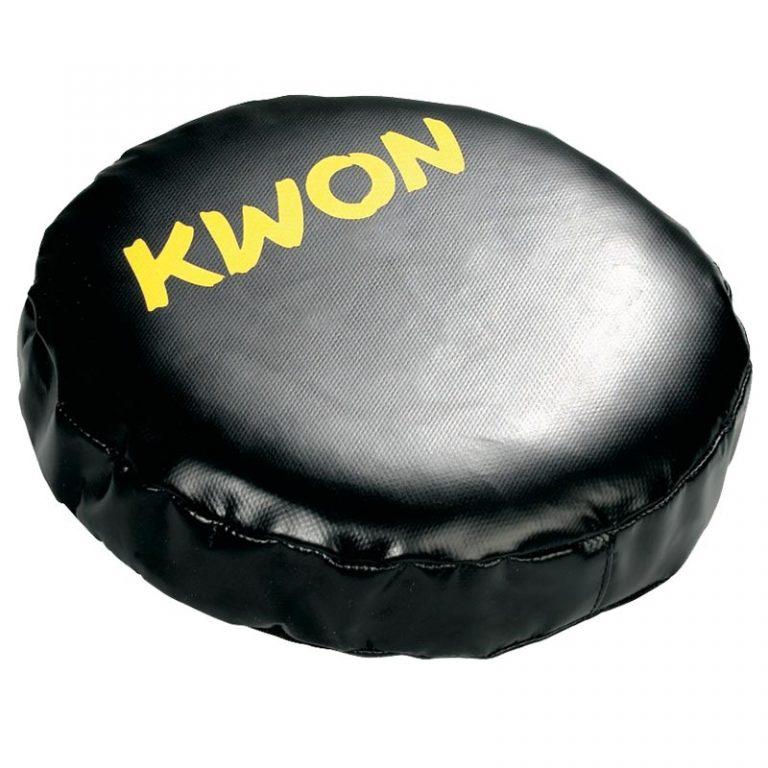 Kwon Coaching Mitt rund. Angebotspreis 19,60 EUR (regulär: 27,60 EUR)