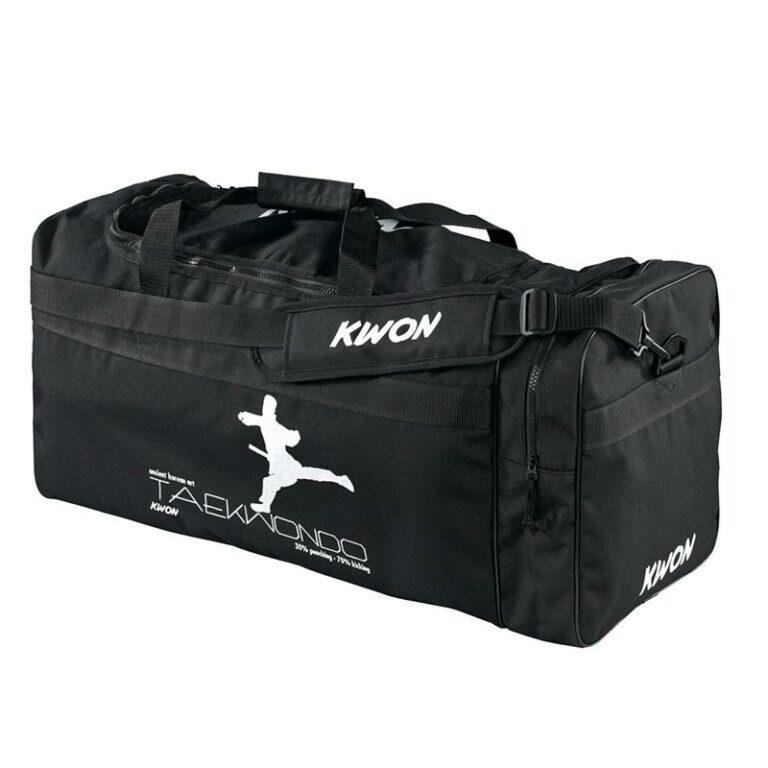 Kwon TKD Tasche Large, Größe: 65 x 32 x 32 cmAngebotspreis: 18,50 €, regulär: 26,27 €.