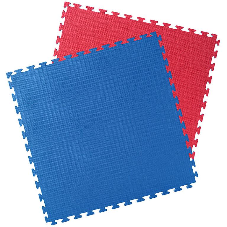 Kwon Wendematte Korean Style WT rec., blau/rot, Maße: 1m x 1 m x 2,4 cm Angebots-Preis: 24,95 EUR, (regulär: 34,90 EUR)