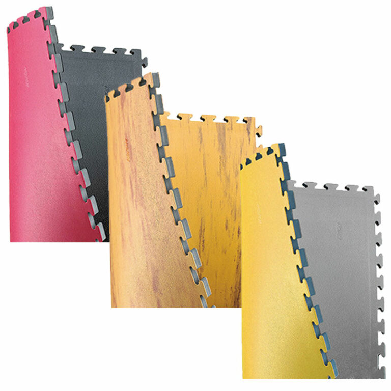 Kwon Wendematte Noppenstruktur, Maße: 1 m x 1 m x 2,5 cm, mehrere Farben Angebotspreis: 22,50 EUR, regulär: 30,90 EUR