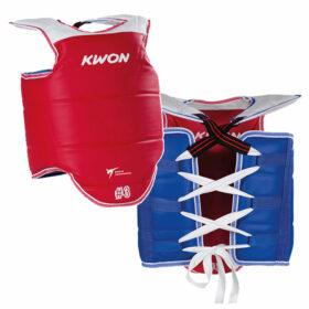 Kwon TKD Kampfweste WT Korean Style<br>Größen: XS – XL<br>Angebotspreis: 31,50 EUR  (regulär: 45,90 EUR)