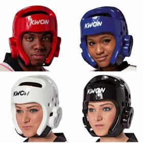 Kwon Kopfschutz WT mehrere Farben<br>Größen: XXS – XL<br>Angebotspreis: 22,50 EUR  (regulär: 35,50 EUR)